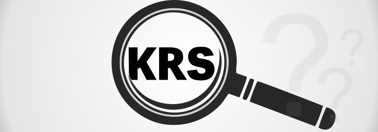 Co to jest KRS (Krajowy Rejestr Sądowy)?