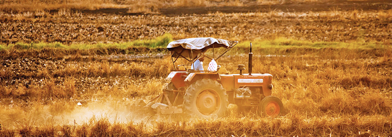 Rolnicy poszkodowani przez żywioły, a odszkodowanie