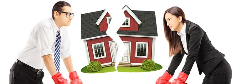 Kredyt na dom a rozpad małżeństwa