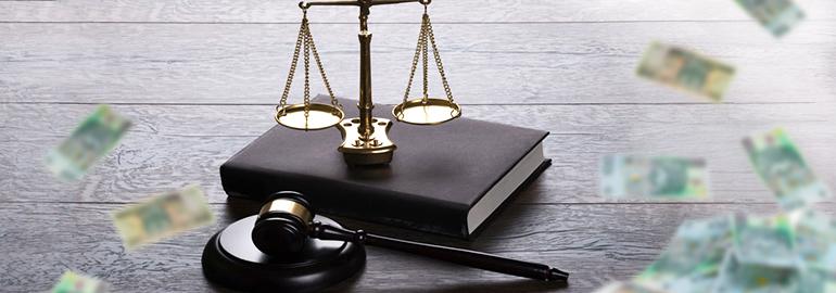 Pomoc prawna – ile to kosztuje?