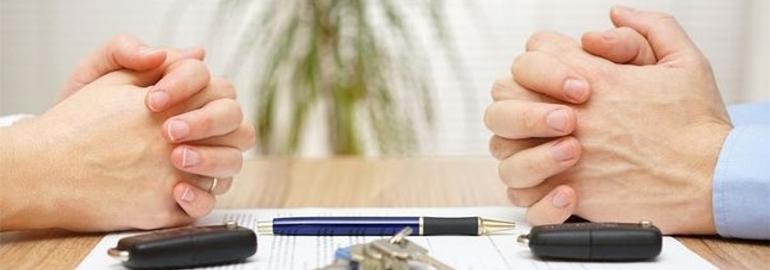 Rozwód a spłata długów