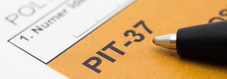 PIT-37 – co warto o nim wiedzieć?