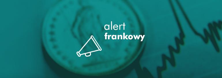Alert Frankowy: Kolejne spory konsumentów z dwoma bankami